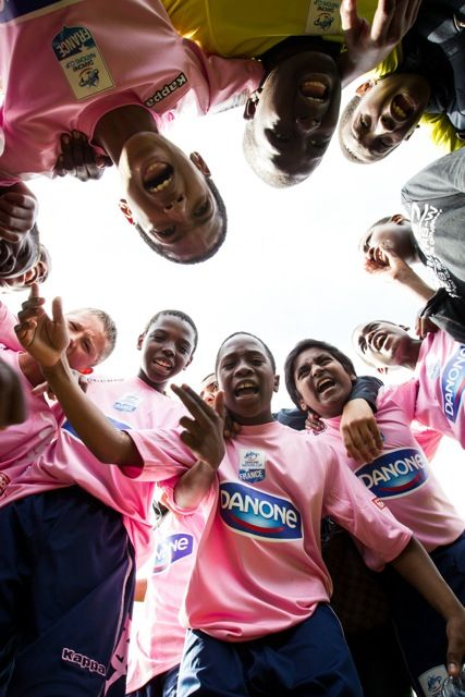 La Danone Nations Cup fête ses 15 ans!
