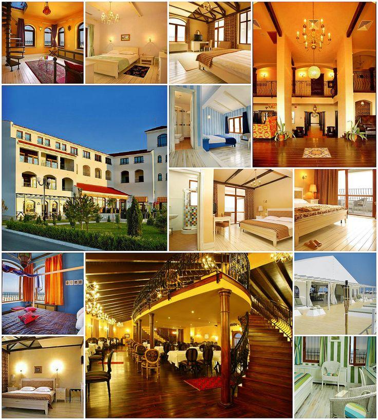 Hotel Arcadia face parte din Complexul Rezidential Marina Regia Residence si este un hotel de 4 stele care ofera oaspetilor sai, pe langa dotarile de calitate, liniste, intimitate si posibilitatea petrecerii unui sejur relaxant si odihnitor la malul marii.