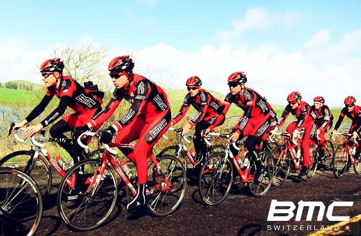 Team BMC Switzerland║PRO CYCLING