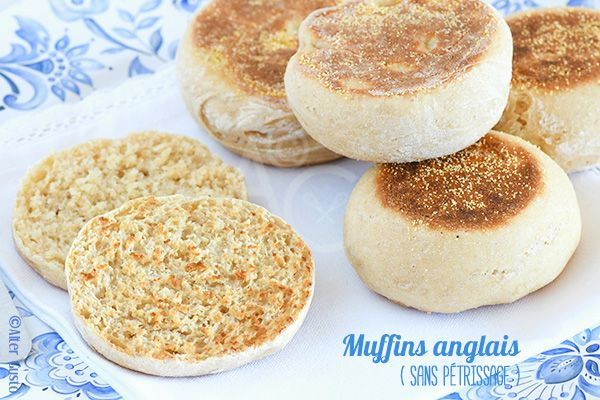 Pour une reprise en douceur, je vous propose une version simplifiée de la recette du muffin anglais. Qui fut une totale réussite à mon goût ! Ils sont croustillants dessus et dessous, très moelleux dedans et sur les côtés …...