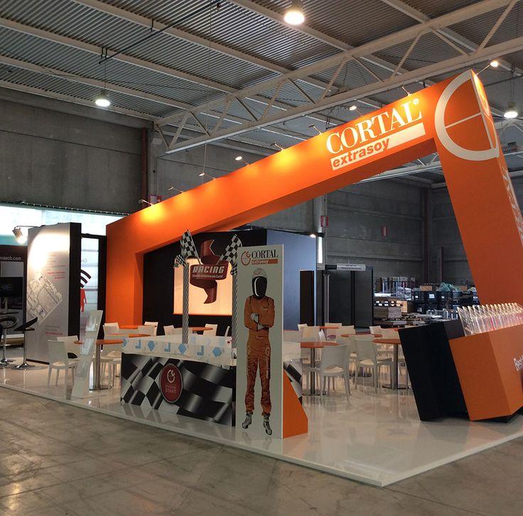 Cortal presso la fiera Bovino da Latte / Cortal at the Bovino da Latte fair.