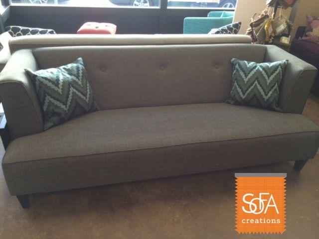 Nines Sofa In Elite 8 Fabric With Images Custom Sofa Sofa Furniture