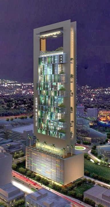 New Wonderful Photos: Fabulous Skyscrapers, Kuwait City