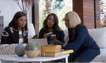 Taraji, Kerry And Mary J. Redefine Squad Goals In New Apple Commercial. Unprecedented amounts of Black Girl Magic in only 62 seconds.