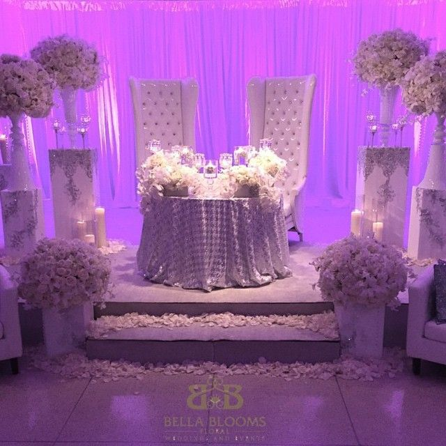 19 Best Nigerian Wedding Decor Images On Pinterest