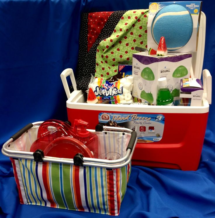 Picnic Basket Relay : Basket ideas for raffle google search fundraiser