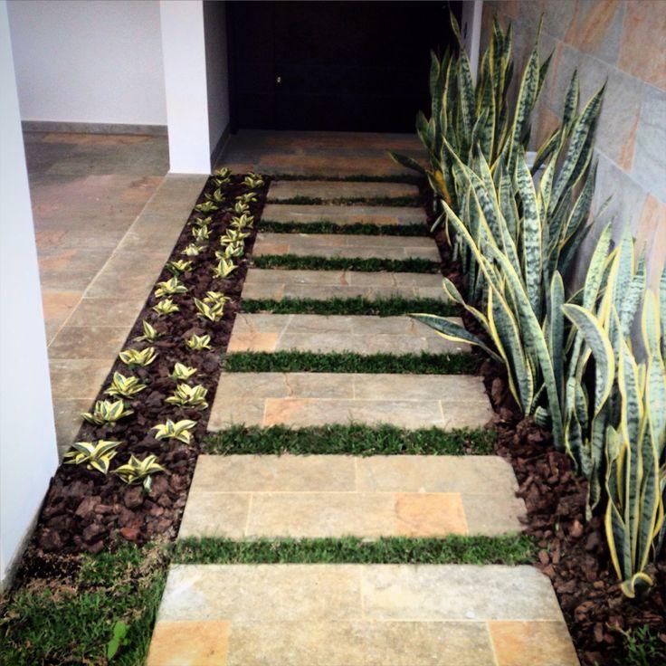Diseño y armonía desde la entrada...