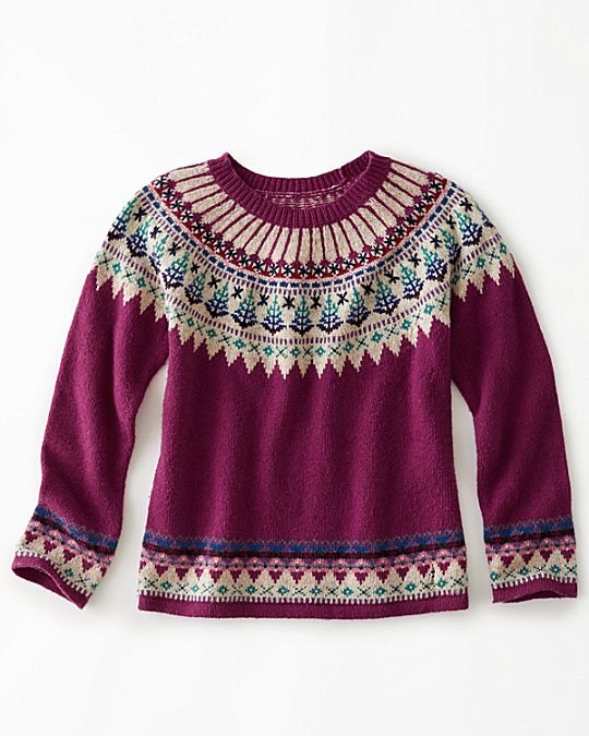 14 best Fair Isle images on Pinterest | Fair isle knitting ...