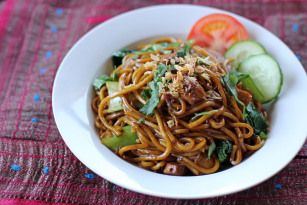 Fried Yellow Noodles