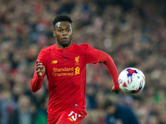 Liverpool 'to turn down West Ham United move for Daniel Sturridge'