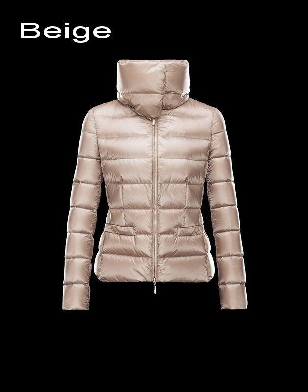 Moncler Meille Women Detachable Collar Doudoune Legere Jacket