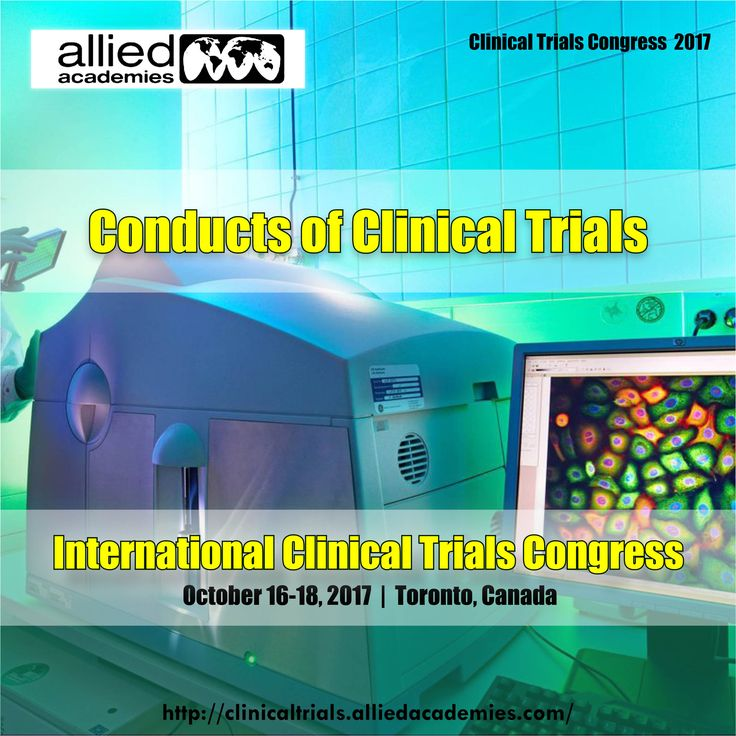 Conducts of Clinical Trials Clinical trials also known as clinical research studies that follow a pre-defined plan or protocol. Researchers #designclinicaltrials (Clinical study designs) to answer specific research questions related to a medical product.