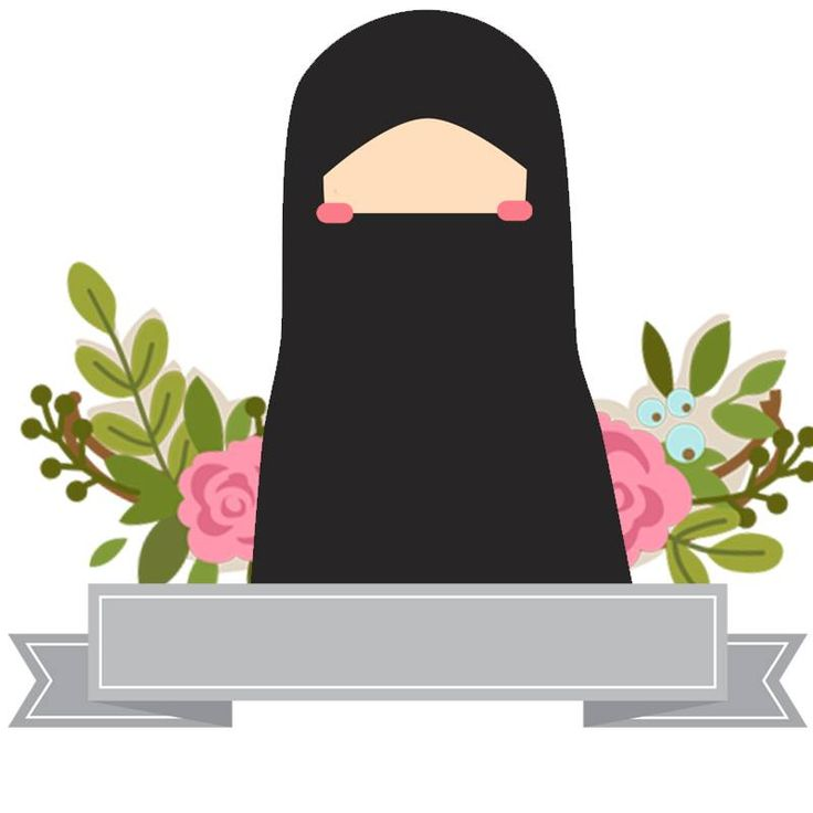 avatar kartun muslim 7
