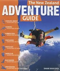 The 175-page book is full of photos and provides a quick overview each activity listed in 8 categories of Adventures.