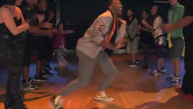 Great tune and oldschool choreography