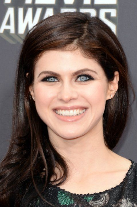 Alexandra Daddario - Dream Cast winner for Danielle in The Prophecy of Shadows (Elementals #1) by Michelle Madow