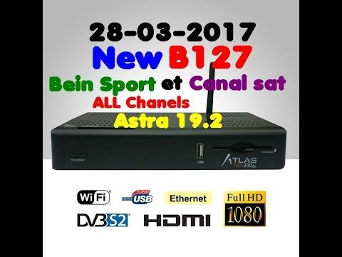 mise a jour b128 atlas hd 200s 2017