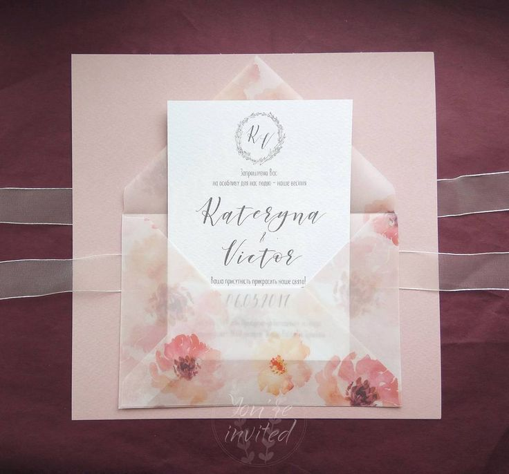 53 best vellum images on pinterest invitations wedding stationery by yourevited stopboris Image collections