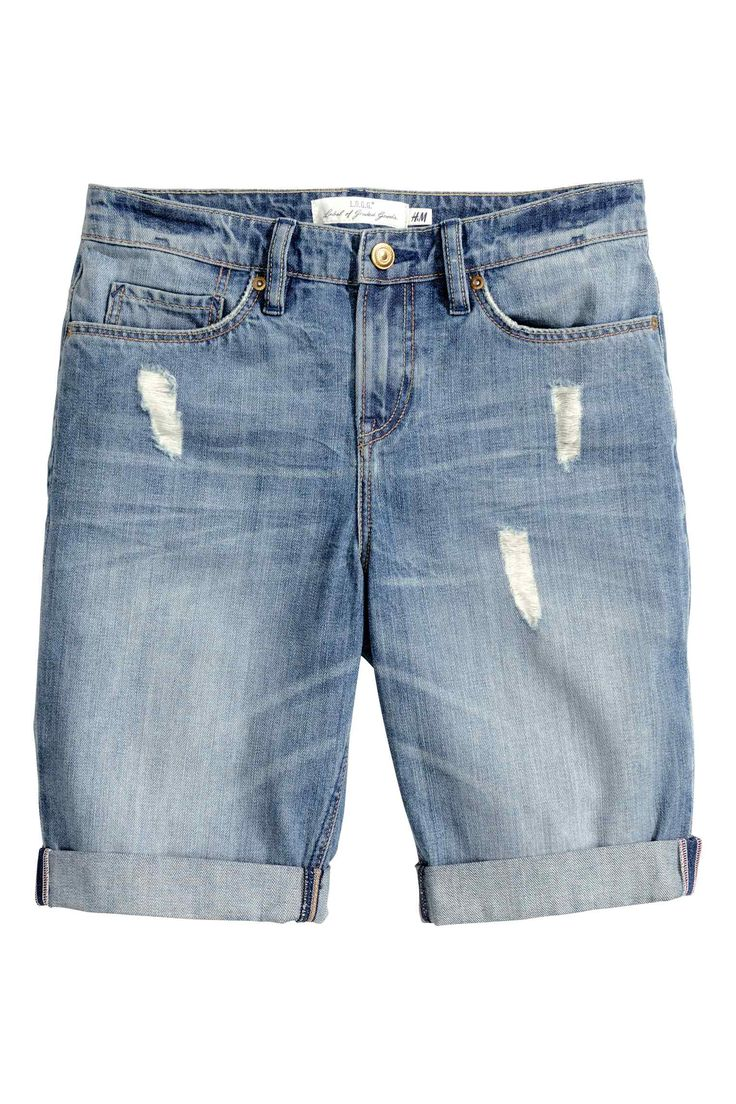 Szorty dżinsowe | H&M