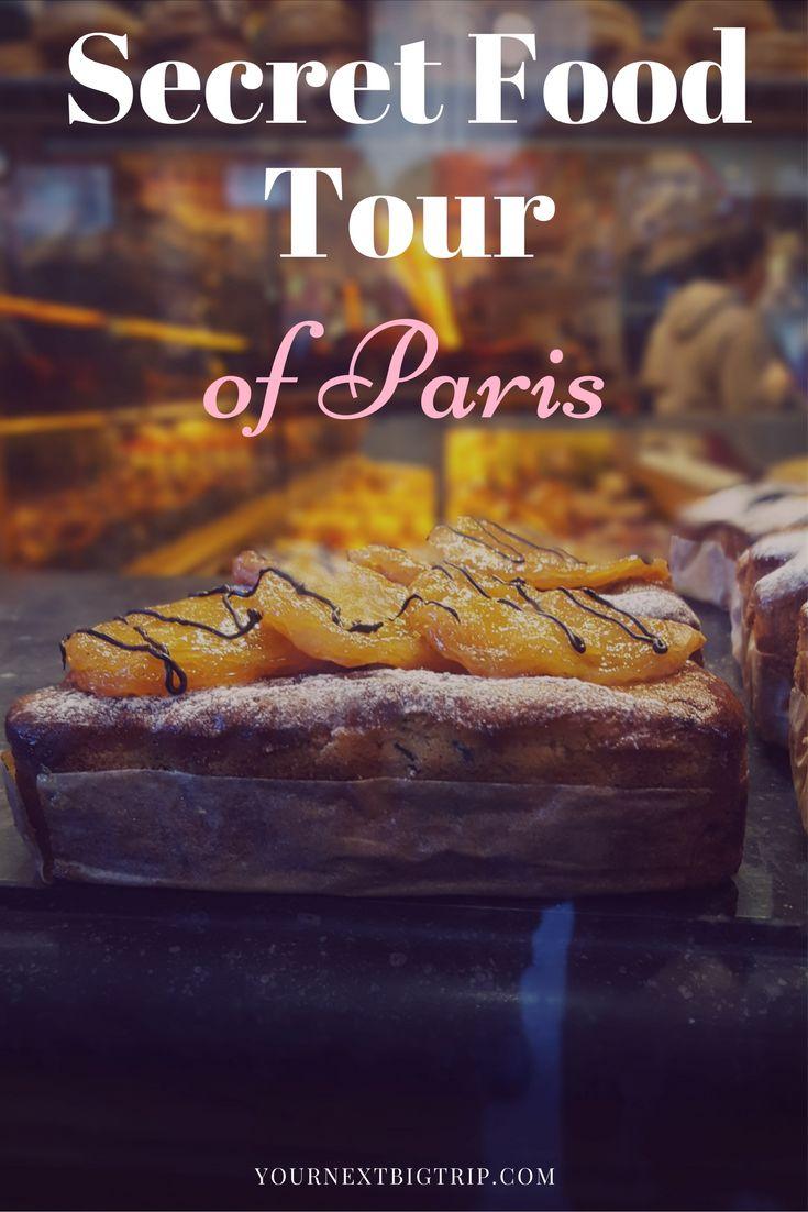 Secret Food Tour of Paris