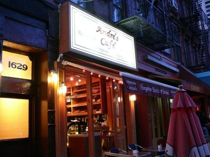 Csardas Restaurant New York