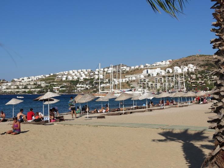 Gundogan Beach