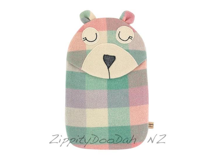 Bear Hot water Bottle cover