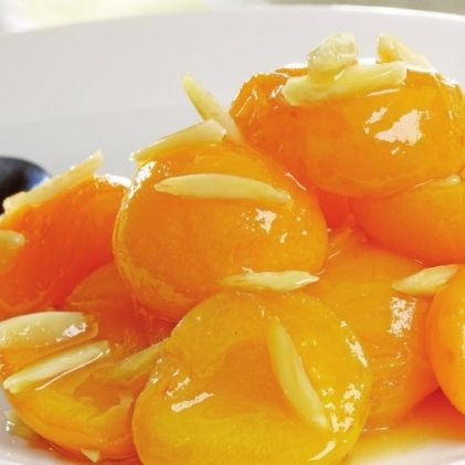 Flambeed Valais Apricots Recipe by Actifry