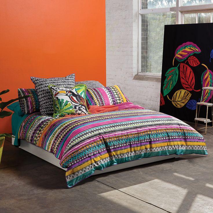 Kas Taranto Quilt Cover Quilt cover sets, Quilt cover, Home