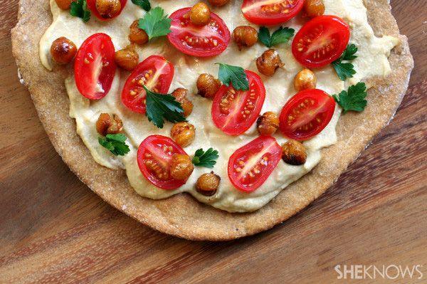 Mediterranean breakfast pizza mediterranean diet pinterest