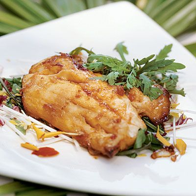 116 best asian inspired recipes images on pinterest for Wahoo fish recipes