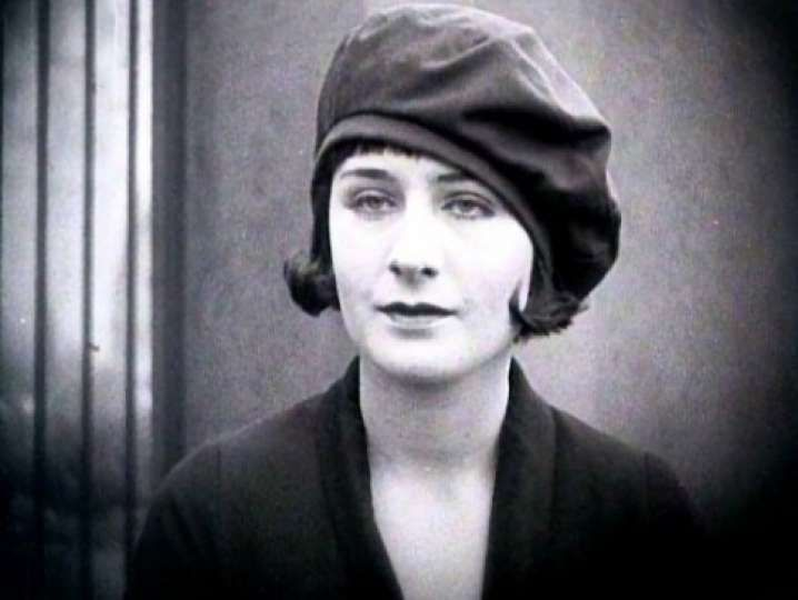 """Norma Shearer in """"Lady of the Night"""" (1925)"""