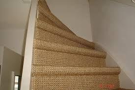 sisal op de trap