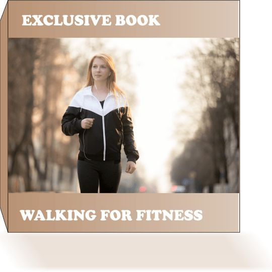 Timeless Benefit Of Walking Fitness Ebook. Not just an ordinary walk, it takes your walking day on the different level.