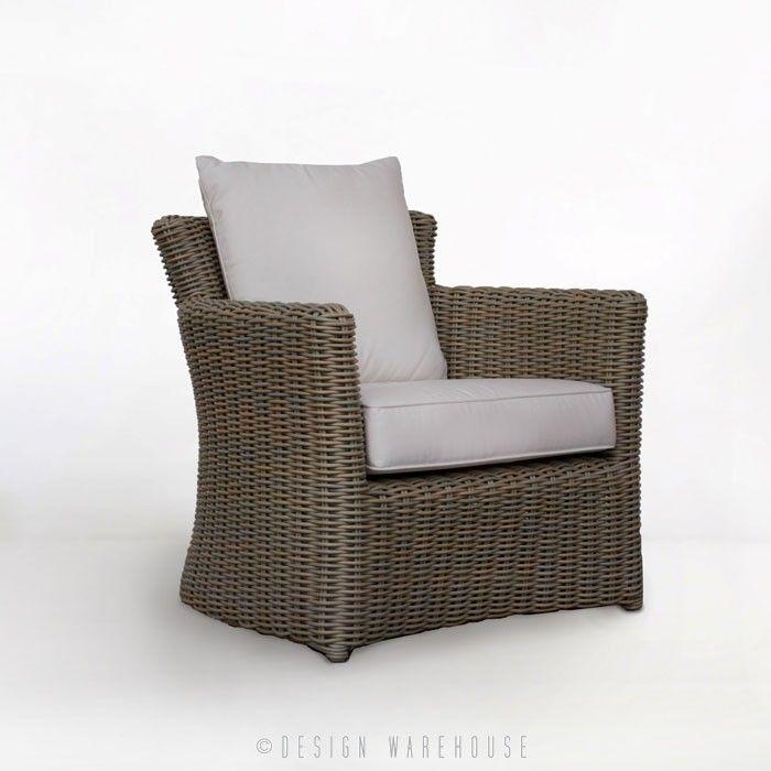 Chopin Outdoor Wicker Relaxing Chair - Relaxing Chairs - Relaxing