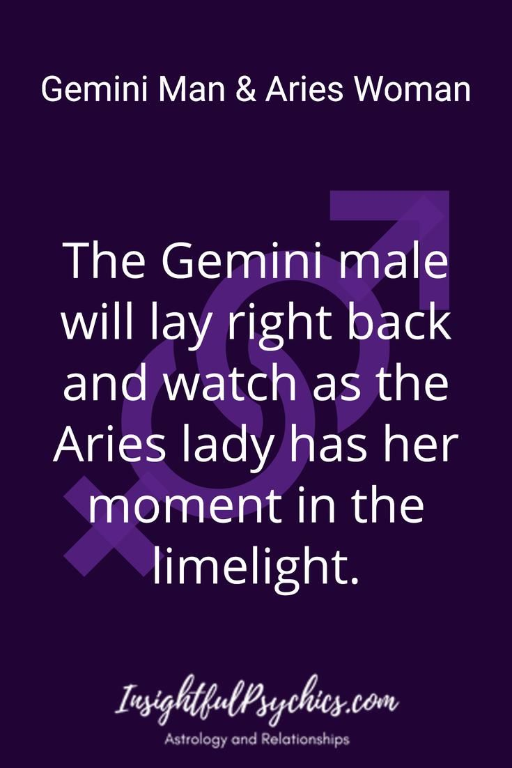 Gemini Man and Gemini Woman Love Compatibility