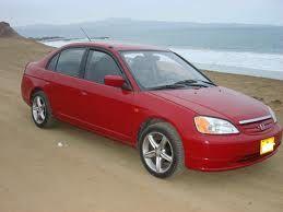 Servicio Manual de Reparación y Servicio Honda Civic 2001 2002