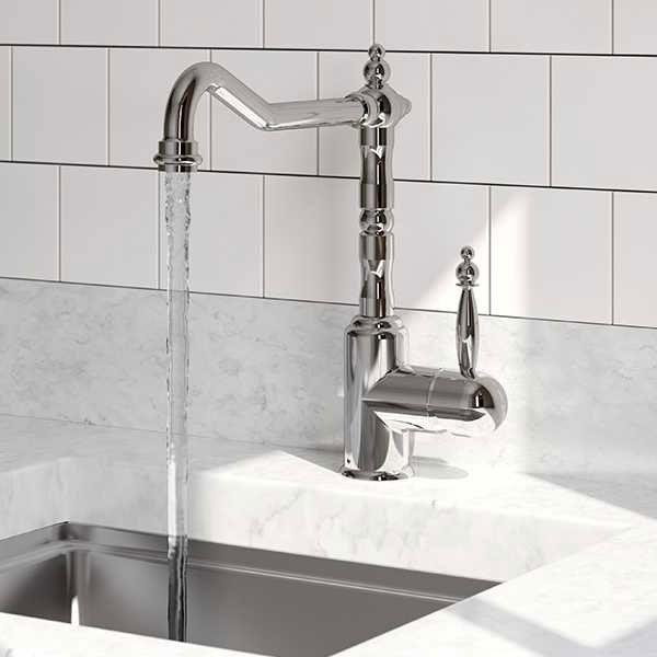Bristan kitchen sink taps newage workbench
