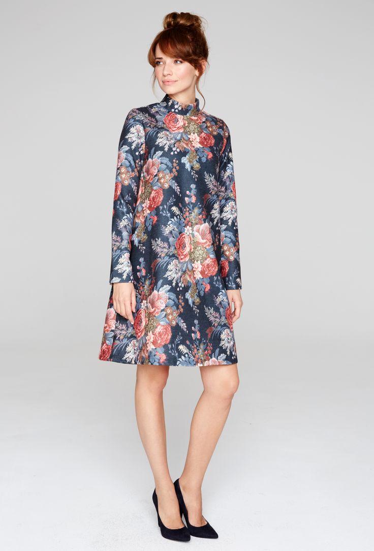 #dress #roses