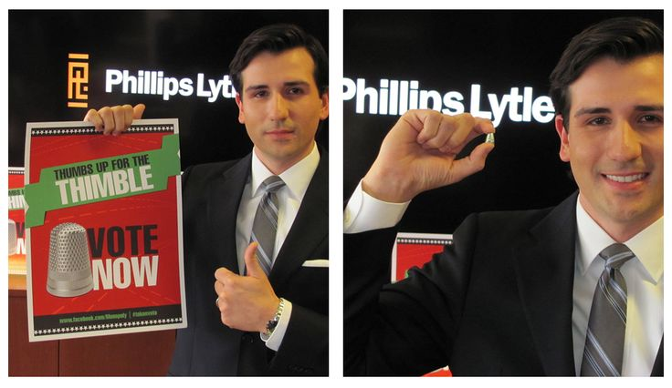 Despite its achievements in law, Phillips Lytle had never undertaken a public relations campaign to showcase its human side to make the firm more relatable and approachable. While at the former Travers Collins, The Martin Group's current public relations team wanted to find a unique, interesting way to achieve this in order to personify the firm.