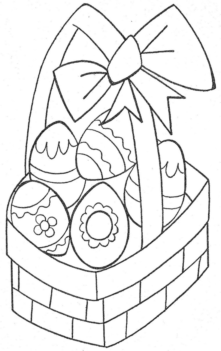 222 best coloring pages easter images on pinterest coloring