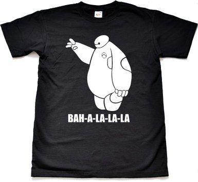 Big Hero Six Baymax Ba La La La Adult or by PantomimeClothing