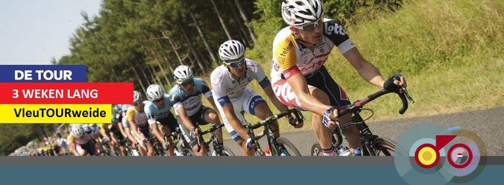 VleuTOURweide | Tour de France op groot scherm