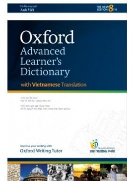 Oxford Advanced Learner's Dictionary with Vietnamese Translation (Hardback)