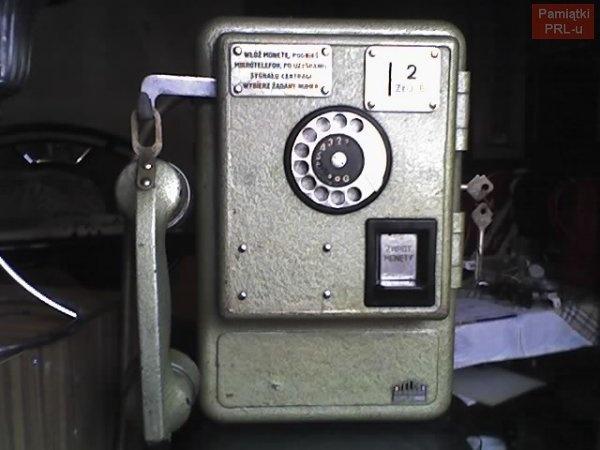 .Niezniszczalny aparat telefoniczny | < 79° https://de.pinterest.com/mariakatarzynaw/prl/