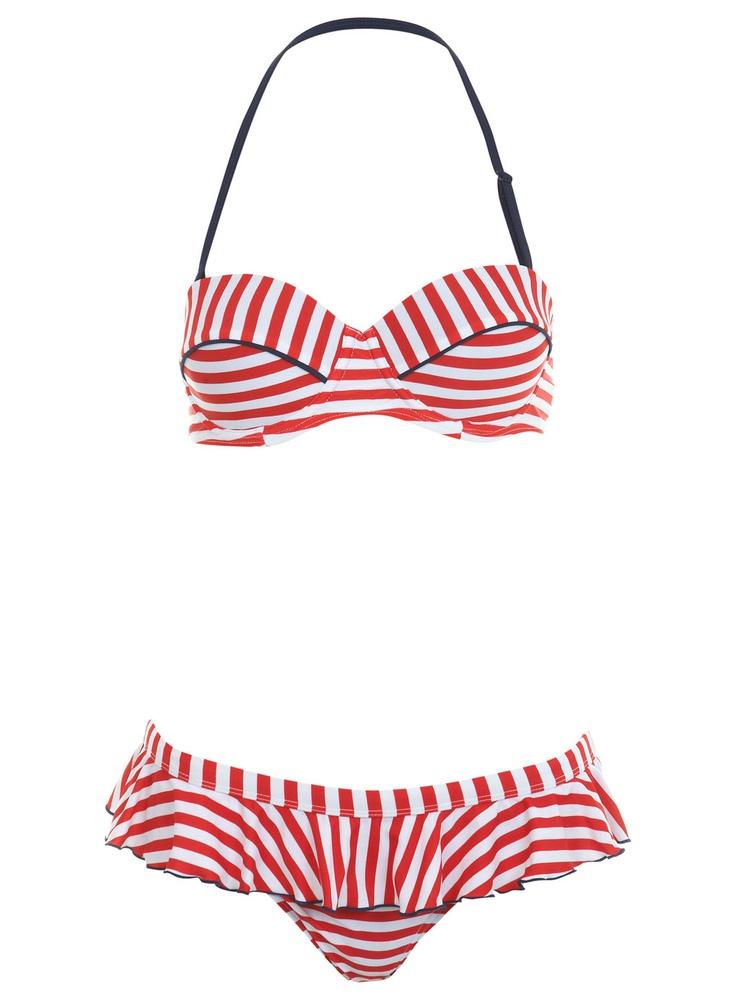 50 S Style Skirted Bikini Fashion I Like Pinterest Swimming Summer And Virtual Closet