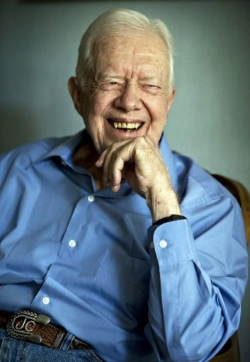 Jimmy Carter's message: the fight continues against male-sanctioned female submission | theage.com.au