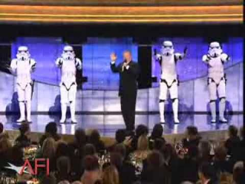 William Shatner sings to George Lucas :: My way