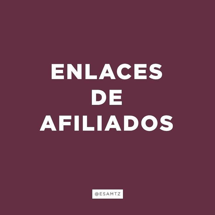 Estoy en busca de tiendas mexicanas que tengan programa de afiliados cuáles conocen? #EsaWorkshops