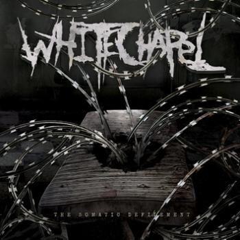"""L'album dei #Whitechapel initolato """"The somatic defilement""""."""